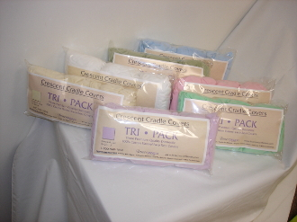 Tri-Pack Crescent Covers